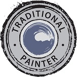 Member of 'Traditional Painter', select specialists for hand painted kitchens and furniture