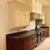 Hand Painted Kitchen Finishes