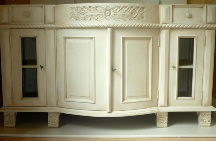 Hand Painted 'Antiqued' Furniture