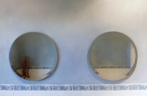Paint Effects – Colour Washed Bathroom Walls