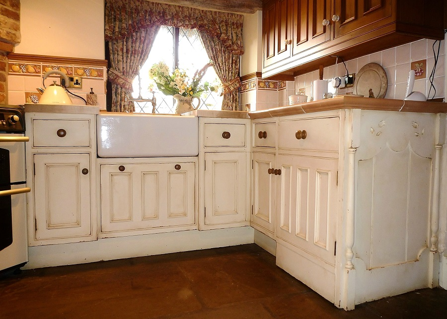 shabby chic painted kitchen cabinets shabby chic painted kitchens imaginative 25962