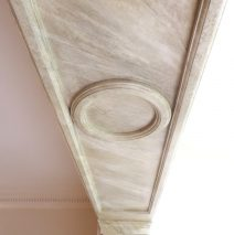 Faux Marble Paint Effect Arch