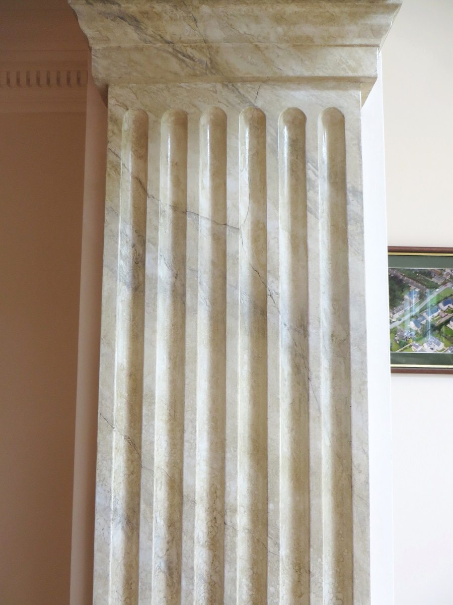 Faux Marble Archway Leeds (8)
