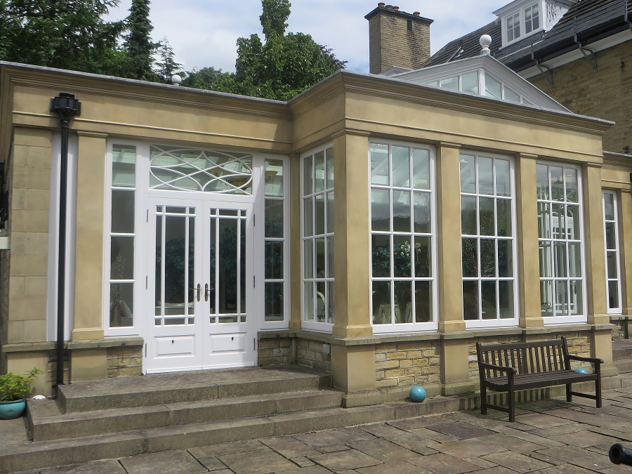 Faux Stone Conservatory RS4W (14)