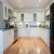 Hand Painting a Beech Kitchen in Halifax – Blog by Lee Simone