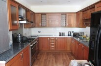 Painted Laminate Kitchen Halifax