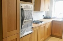 Hand Painted Kitchen Refurbishment
