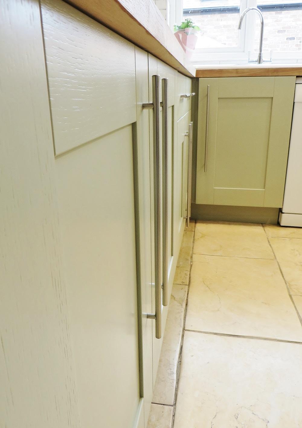 Hand Painted Kitchen Refurbishment, Harrogate, Yorkshire Yorkshire ...