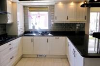 Painted Laminate Kitchen Refurbishment