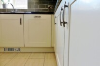 Painted Laminate Kitchen Refurbishment
