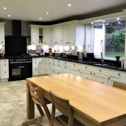 Kitchen Painter, Collingham, Leeds
