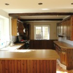 Hand Painted Pine Kitchen, Linton