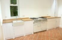 Hand Painted 'British Standard' Kitchen