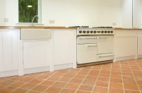 Hand Painted 'British Standard' Kitchen