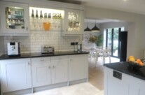 Smallbone Kitchen Painting Harrogate