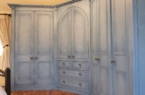 Hand Painted Wardrobes Harrogate
