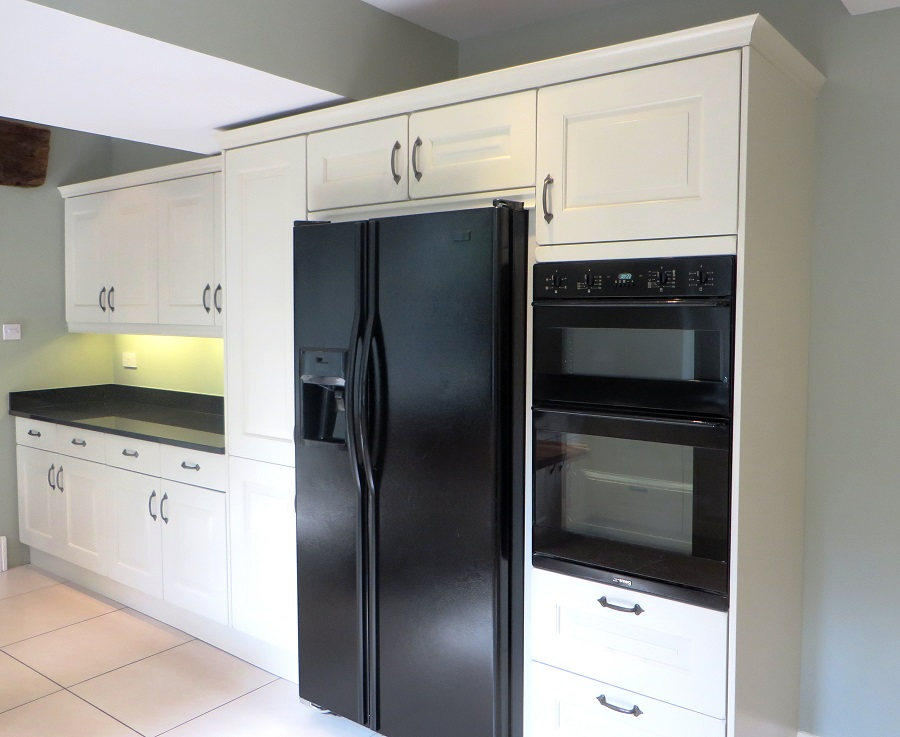 Kitchen painting - lighter, brighter and modernised