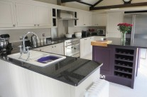 Hand Painted Kitchen Wetherby