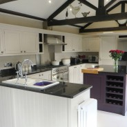 Hand Painted Oak Kitchen, nr. Wetherby – Blog by Lee Simone
