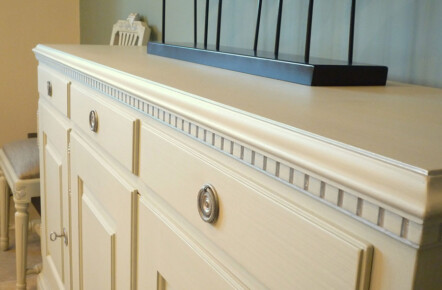 Painted Dining Room Furniture Ripon