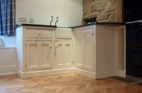 'Shabby Chic' Hand Painted Kitchens
