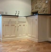 'Shabby Chic' Hand Painted Kitchens