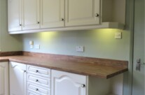 Hand Painted Kitchen Batley