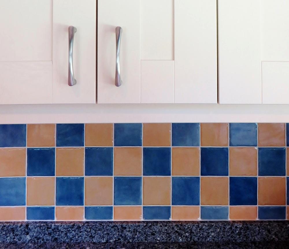 The original tiles