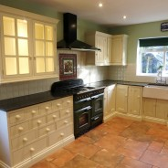 Hand Painting a Reclaimed Pine Kitchen, York – Blog by Lee Simone