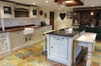 Hand Painted Pine Kitchen York