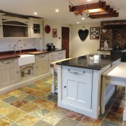 Hand Painted Pine Kitchen, York – Blog by Lee Simone
