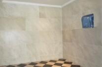 Marble Effect Bathroom Walls