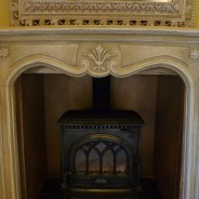 'Shabby Chic' Fireplace and Gold Paint Effect – Blog by Lee Simone