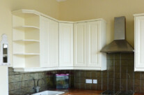 Dark Wood Kitchen Transformed