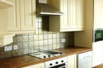 Dark Wood Kitchen Transformed
