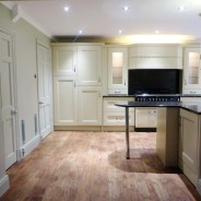 Painting a Bespoke Oak Kitchen in Skipton – Blog