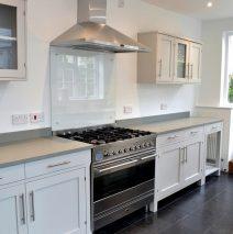 Painted Ikea Kitchen Restoration, York – Blog