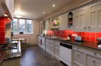Painted Kitchen Knaresborough