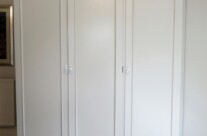Painted Fitted Wardrobes