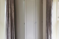 Hand Painted Fitted Wardrobes