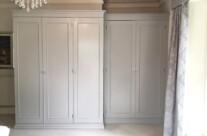 Wardrobe Furniture Painting