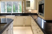Large Repainted Kitchen