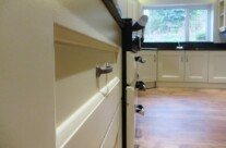 Painted Oak Kitchen Skipton