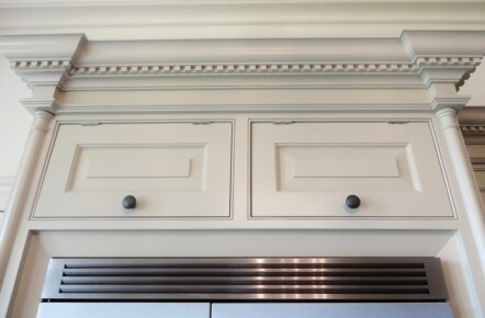 Repainted 'Smallbone' Kitchen