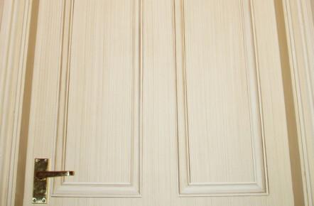 Trompe L'oeil Door Panels
