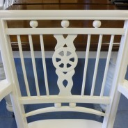 Hand Painted Table & Chairs, Halifax – Blog by Lee Simone