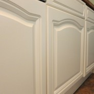 Hand Painted Laminate Kitchen – Blog by Lee Simone
