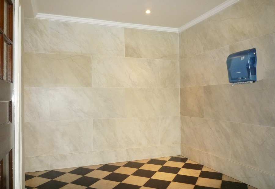Faux marble paint effect walls yorkshire imaginative for How to paint faux marble wall