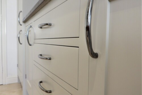 Showroom Quality Kitchen Cabinet Painting