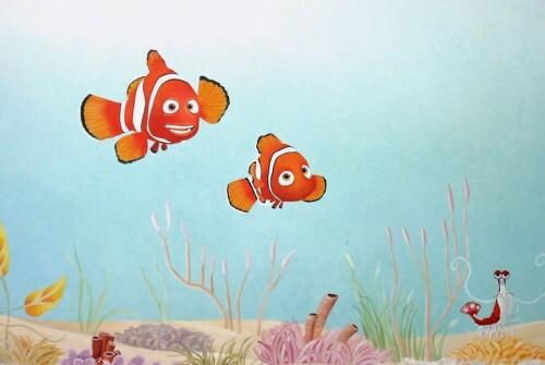 Childrens Murals, Nursery Murals
